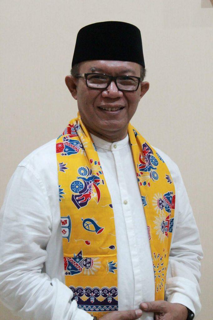 Haji Oding, Ketua Umum Bamus Betawi 1982