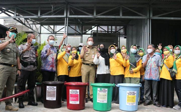 Wali Kota Jakarta Utara Apresiasi Warga Ikuti Uji Coba Pilah dan Angkut Sampah Terjadwal