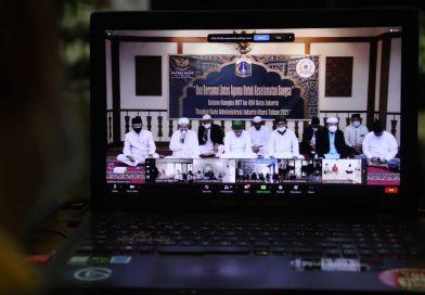 Jelang HUT DKI, Lintas Agama Jakarta Utara Gelar Doa Bersama