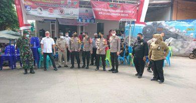 Empat Gerai Vaksinasi Merdeka Di Wilayah Ancol Layani 313 Warga