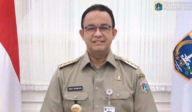 Hari Ini , Anies Baswedan Melantik 13 Pejabat Dilingkungan DKI Jakarta.